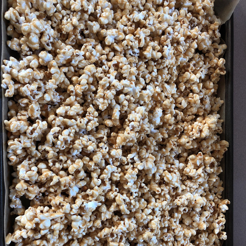 Protein Popcorn Jack Conroy