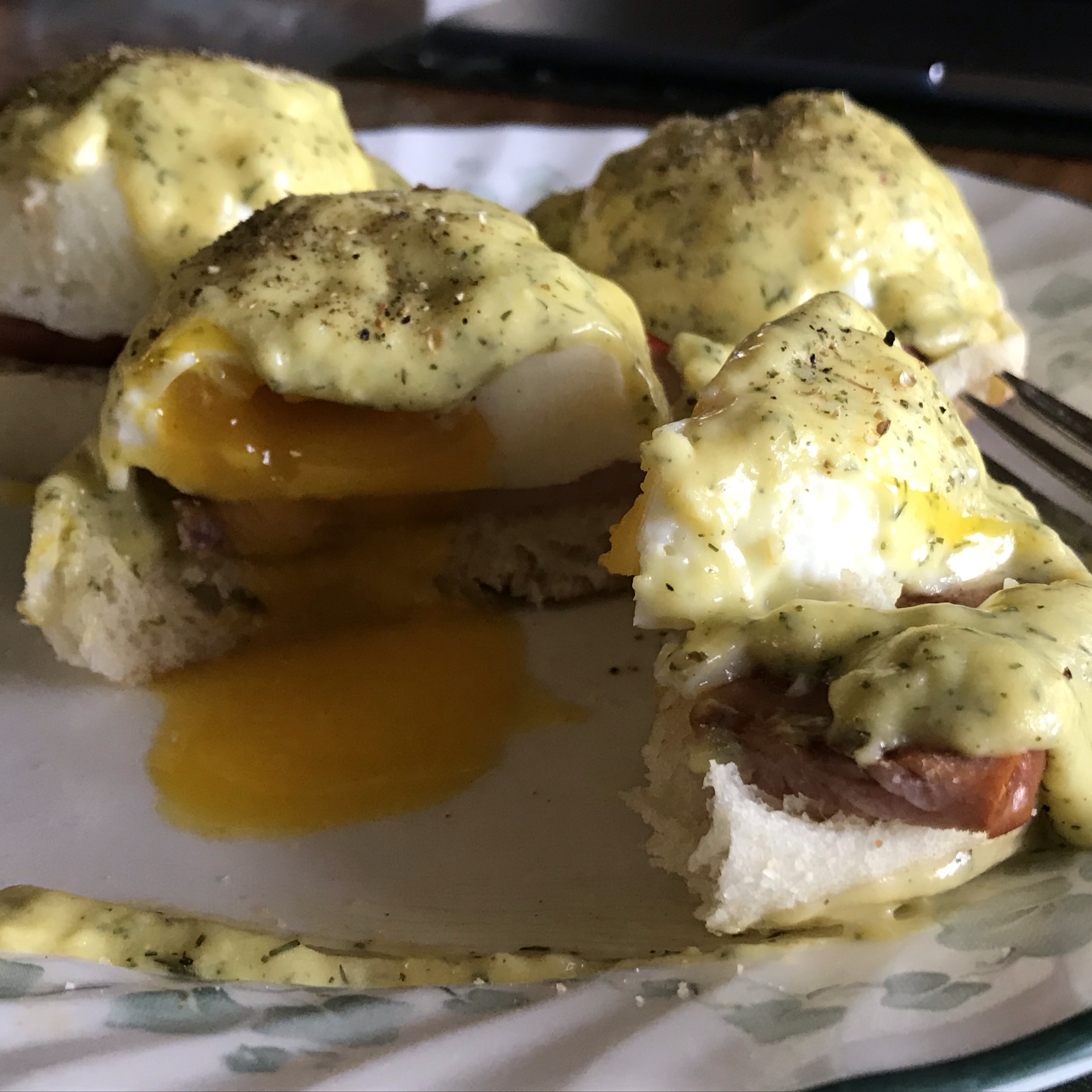 Easy Dill Hollandaise Sauce Aaron Bigelow
