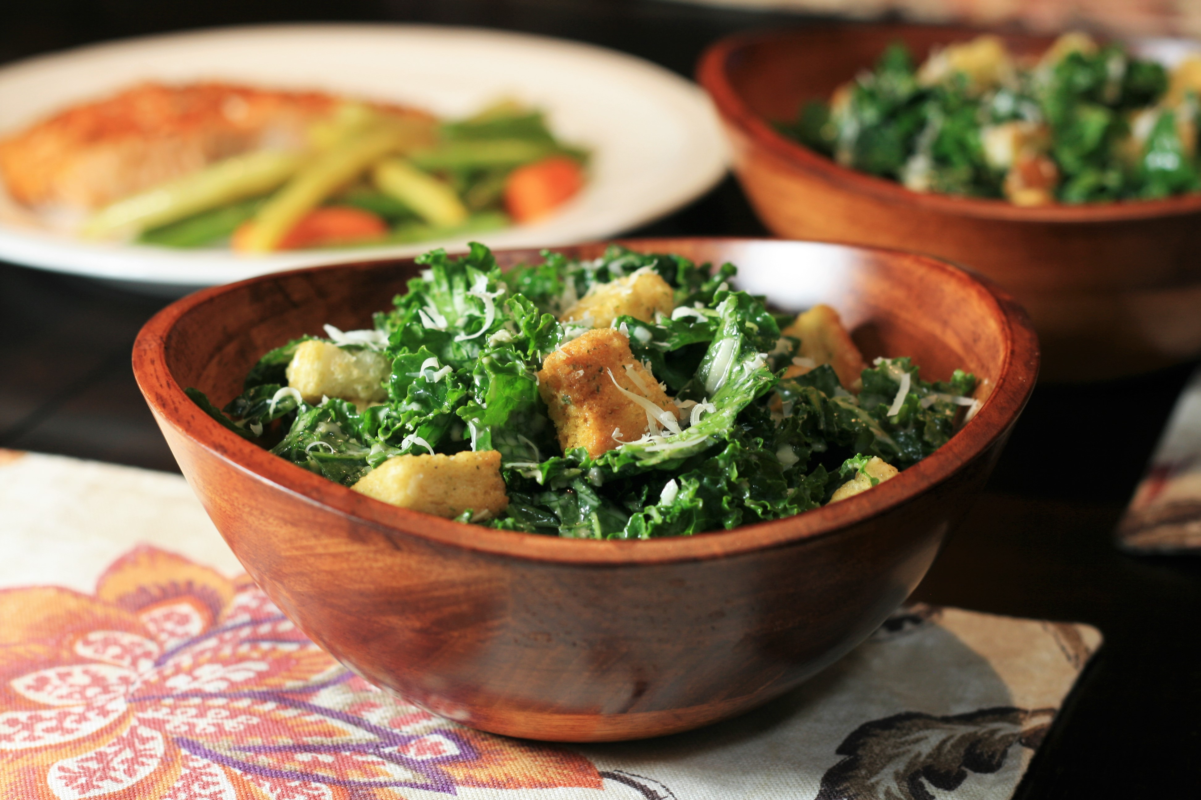 All Kale Caesar