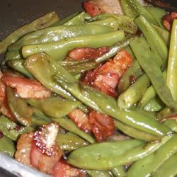 Smothered Green Beans Courtney