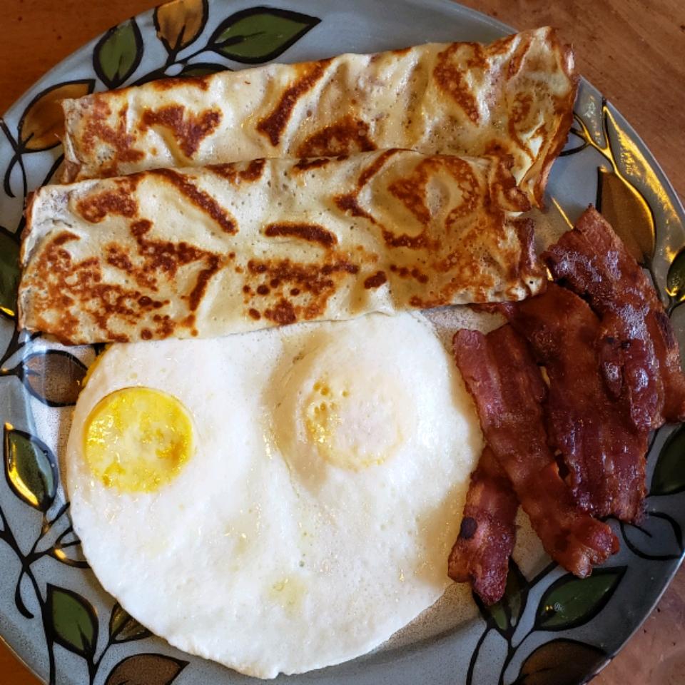 Easy Swedish Pancakes Heather B.