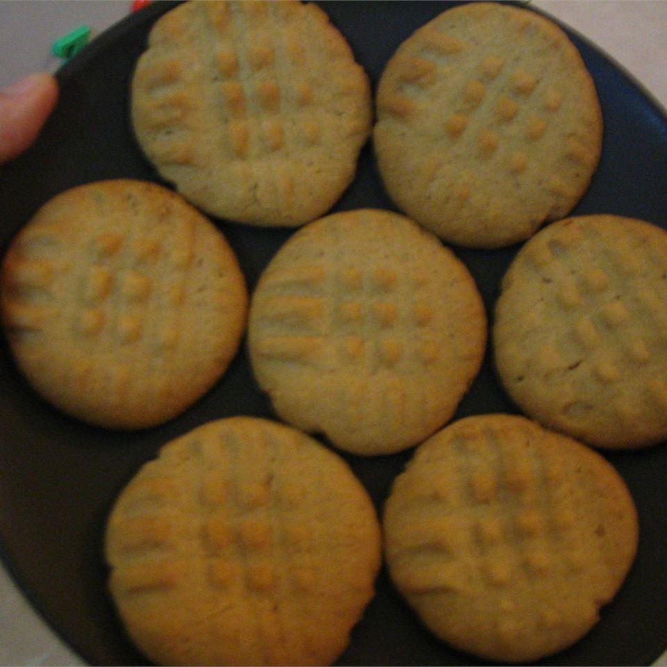 Peter Pan Cookies Pam