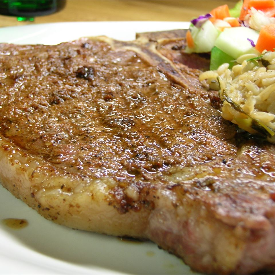 Rock's T-Bone Steaks *Sherri*
