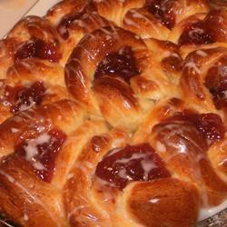 Pull-Apart Easter Blossom Bread
