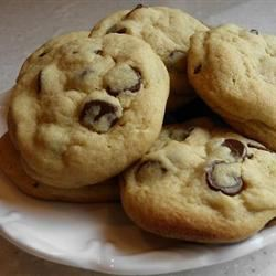 Award Winning Soft Chocolate Chip Cookies magob