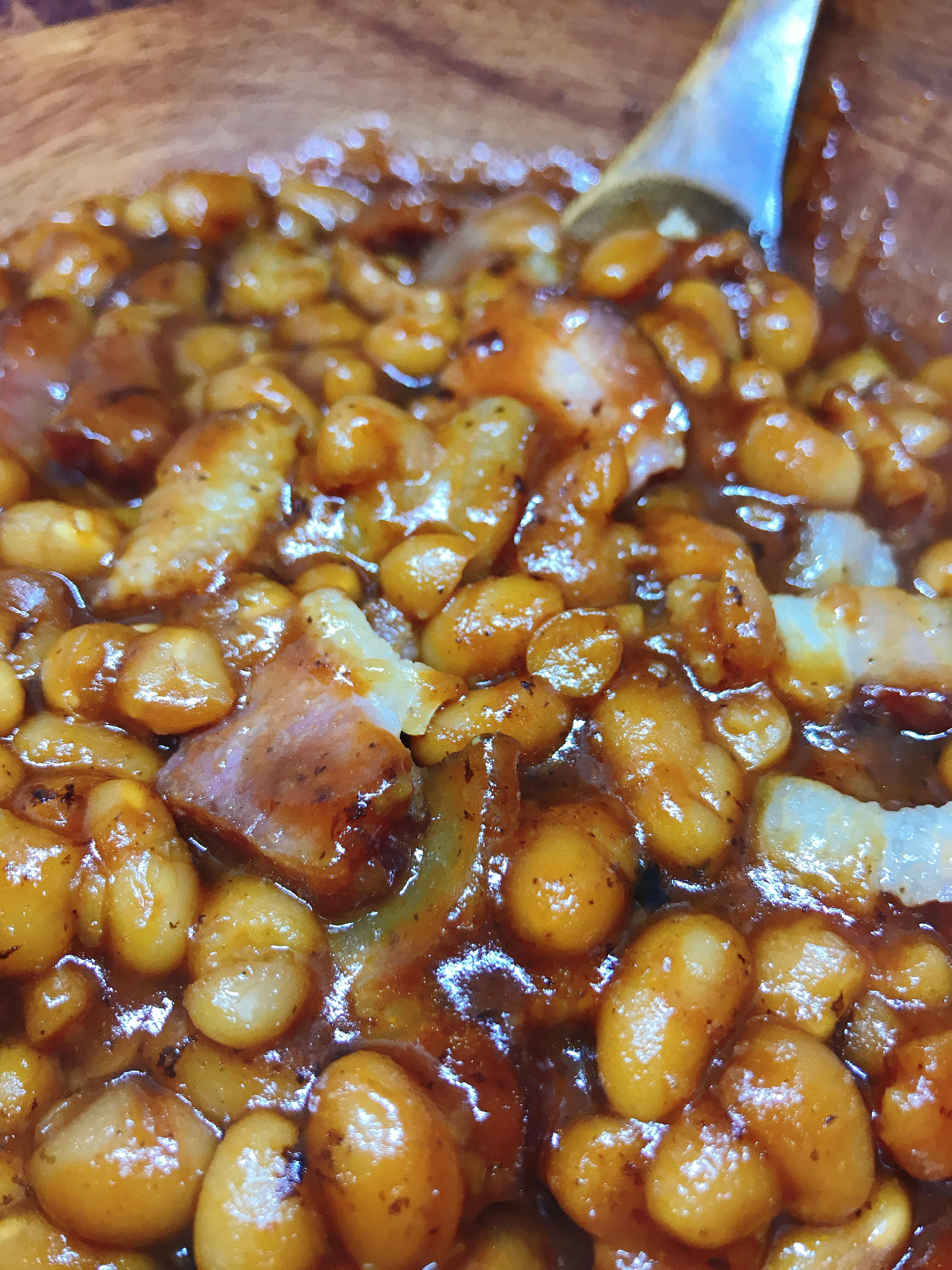 Quick Instant Pot® Baked Beans