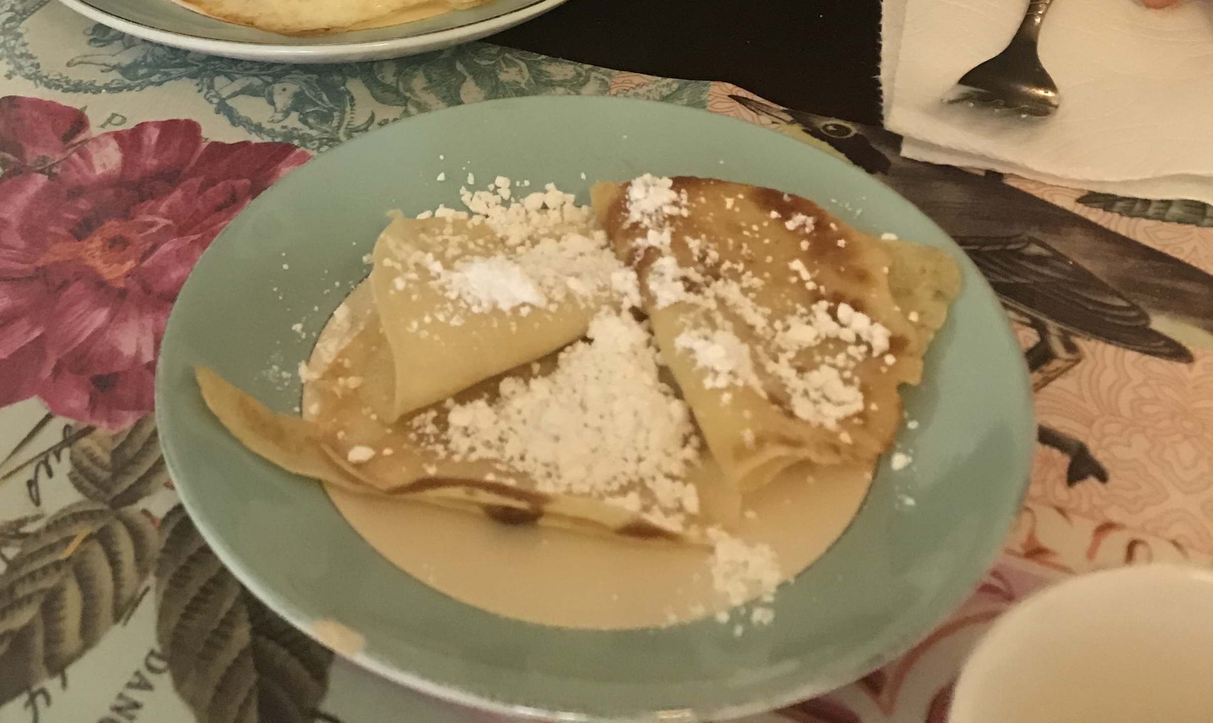 Authentic Swedish Pancakes