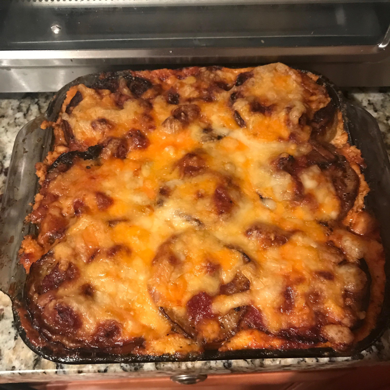 Jorge's Pasta-less Eggplant Lasagna Roberta Canty-Collins
