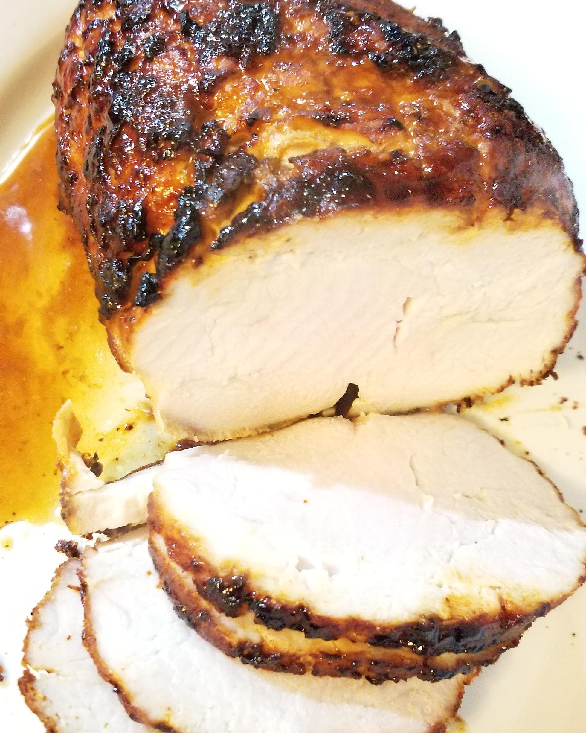 Perfect Turkey Breast Roast in the Air Fryer Amanda Jo Peterson Nuckoles