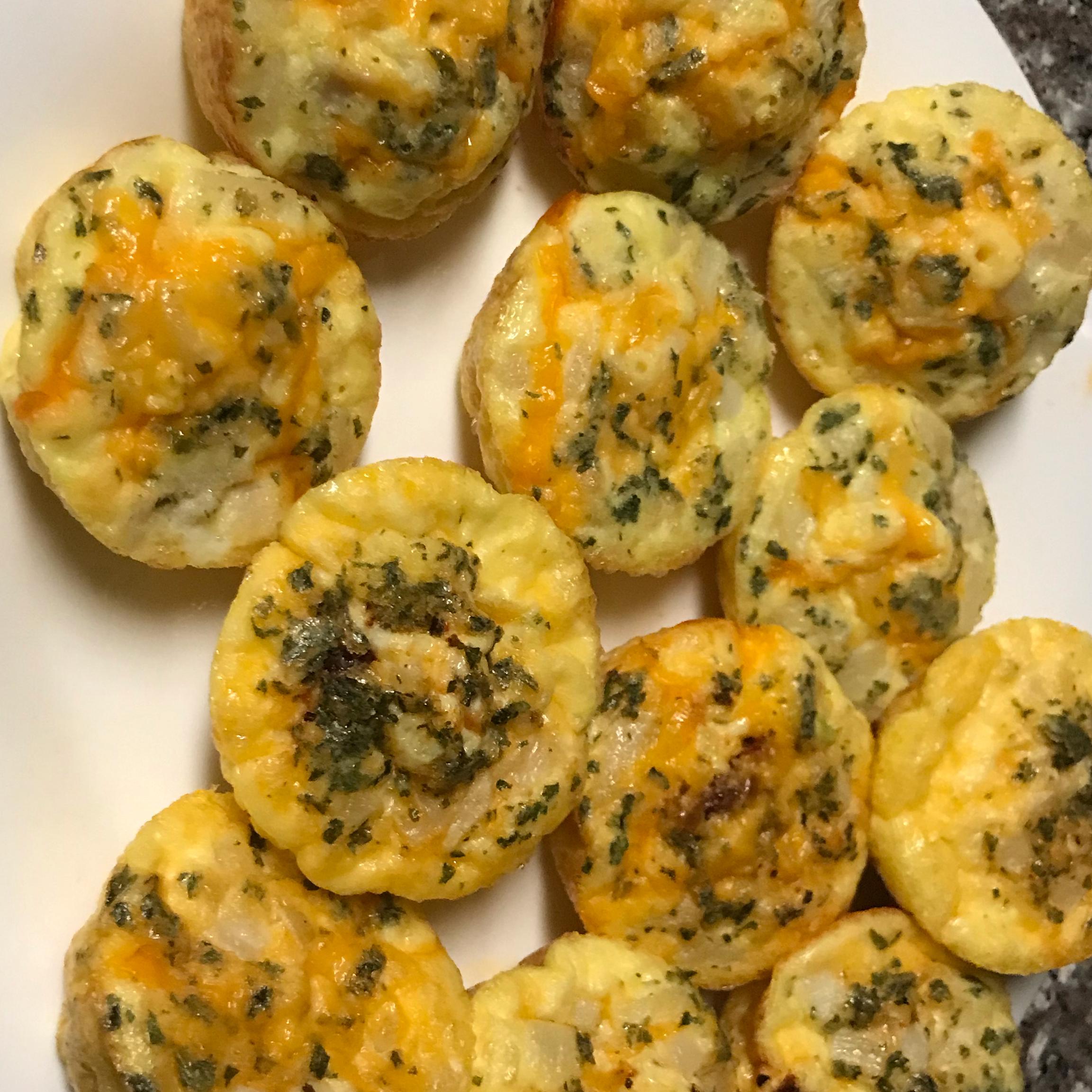 Egg Cupcakes Pablito