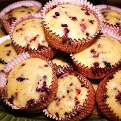 Huckleberry Muffins Debbie