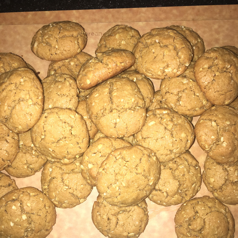 Oatmeal Peanut Butter Cookies Shaquita Jones