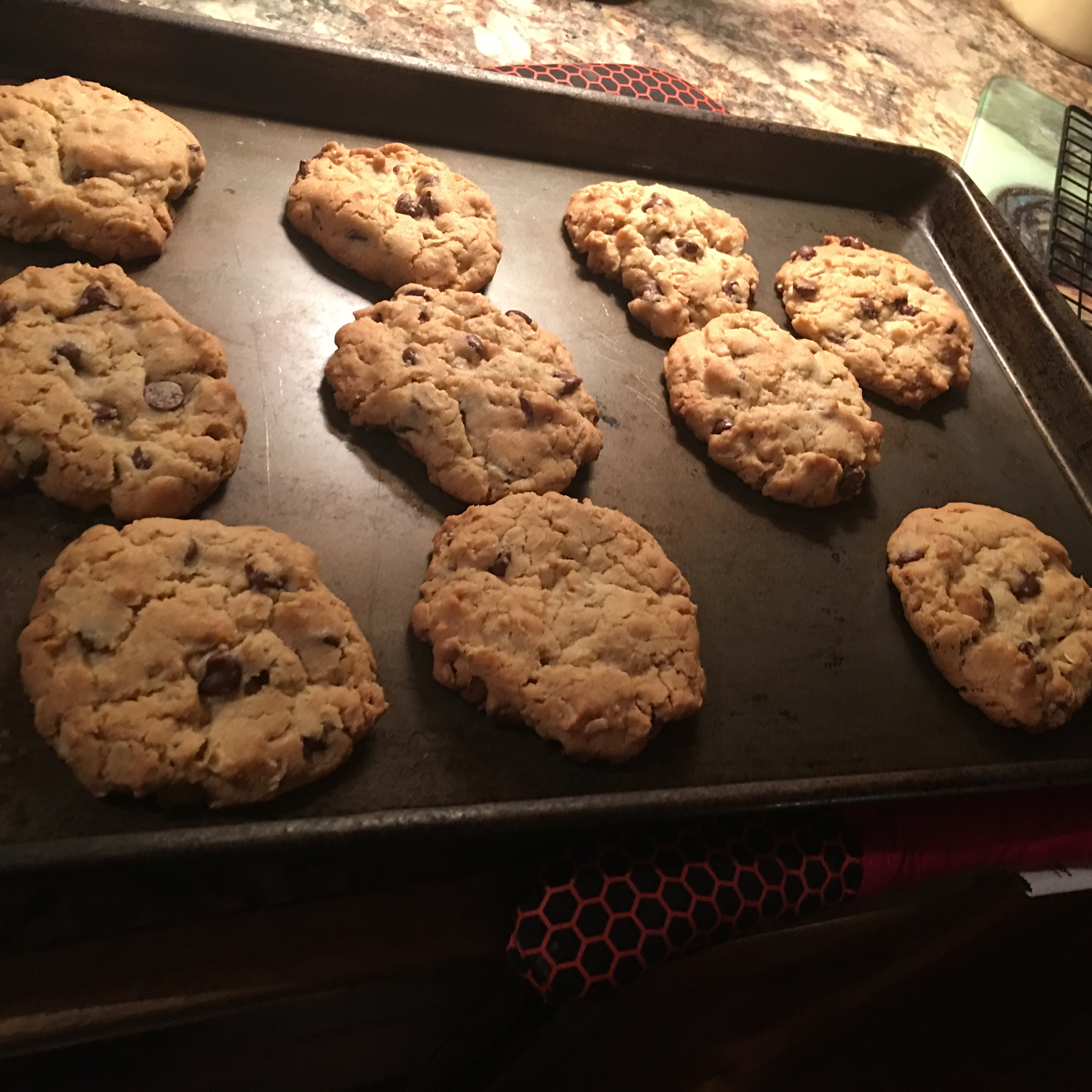 Cowboy Cookies II lillmssy