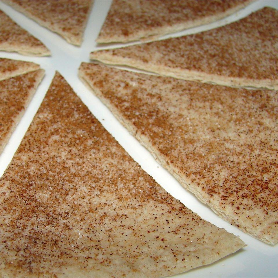 Cinnamon Sugar Tortilla Delight