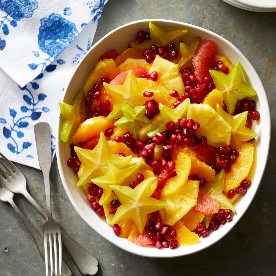 Winter Fruit Salad Trusted Brands