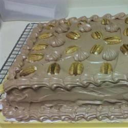 Chocolate Italian Cream Cake CandelB