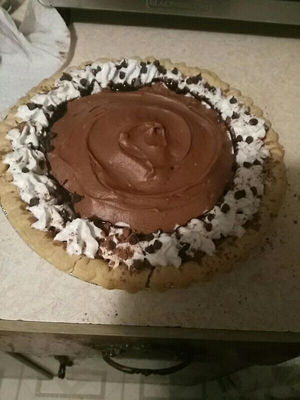 French Silk Chocolate Pie II