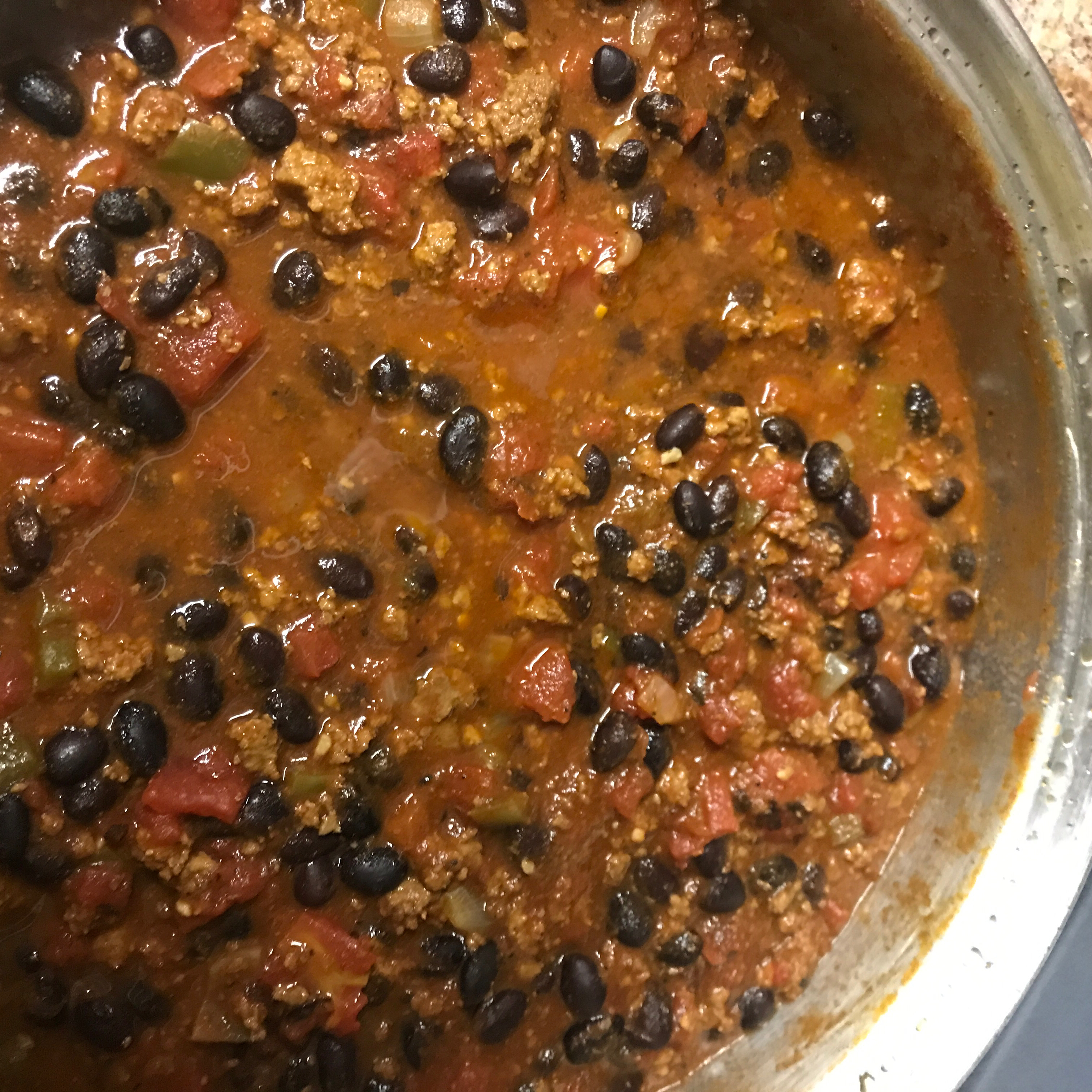 Wicked Easy Chili