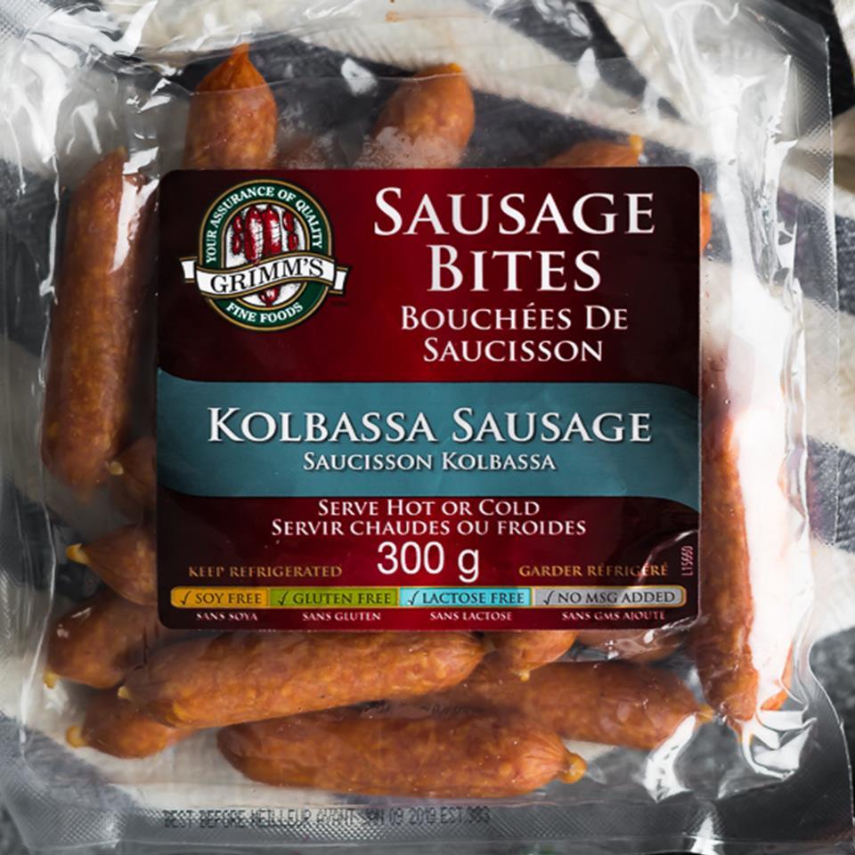 Sweet Potato Sausage Bites Grimm's Fine Foods