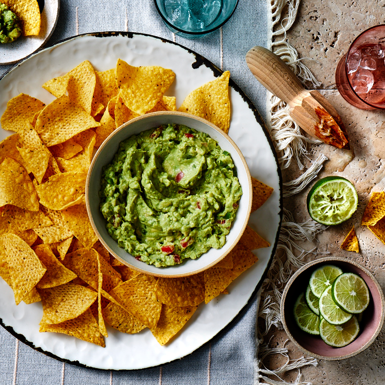 Tequila Guacamole Allrecipes Trusted Brands