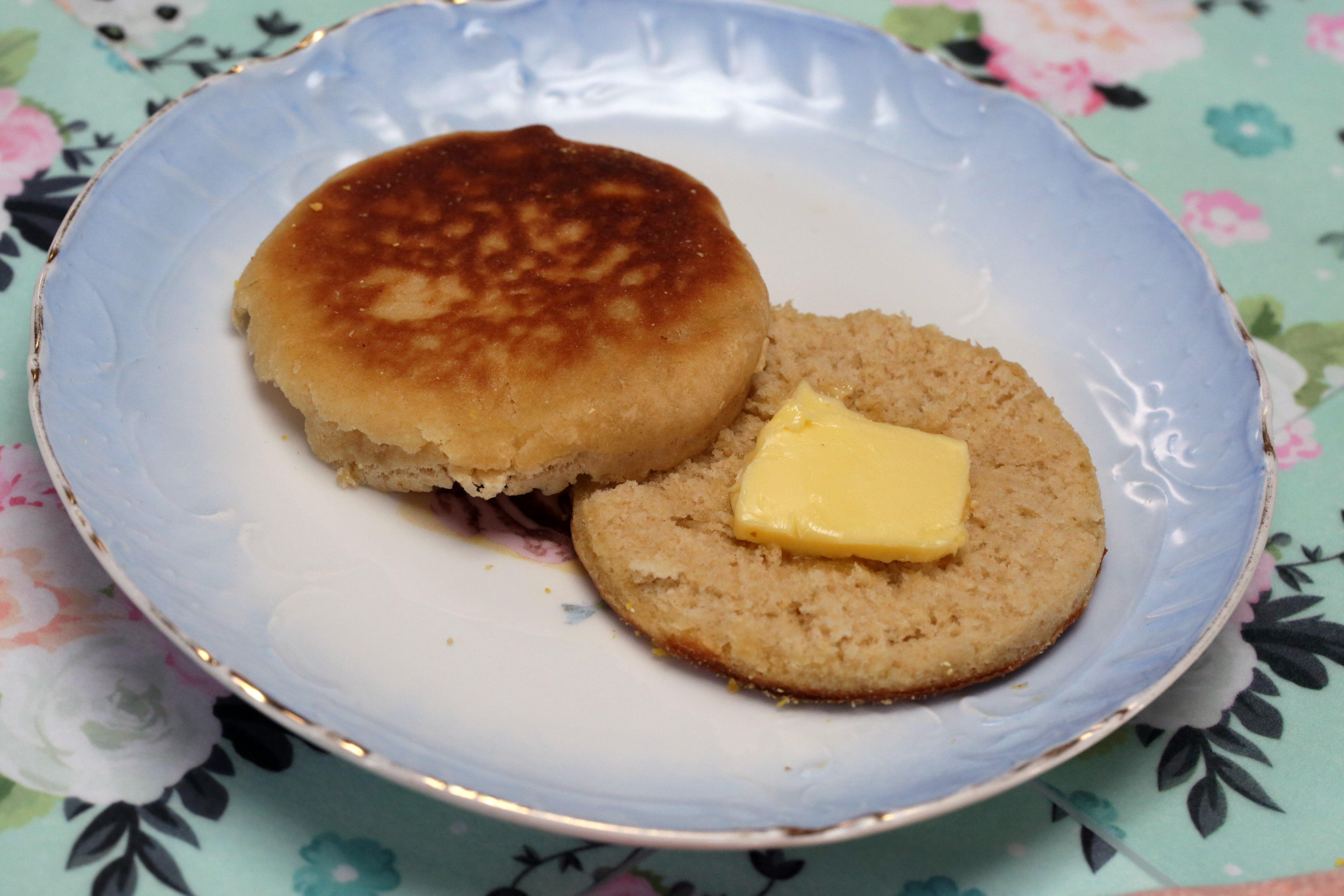 Honey Whole Wheat English Muffins Smart Cookie