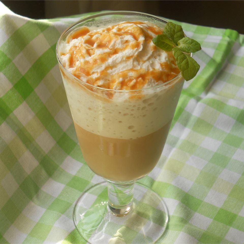 Frozen Caramel Latte Therapist Todd
