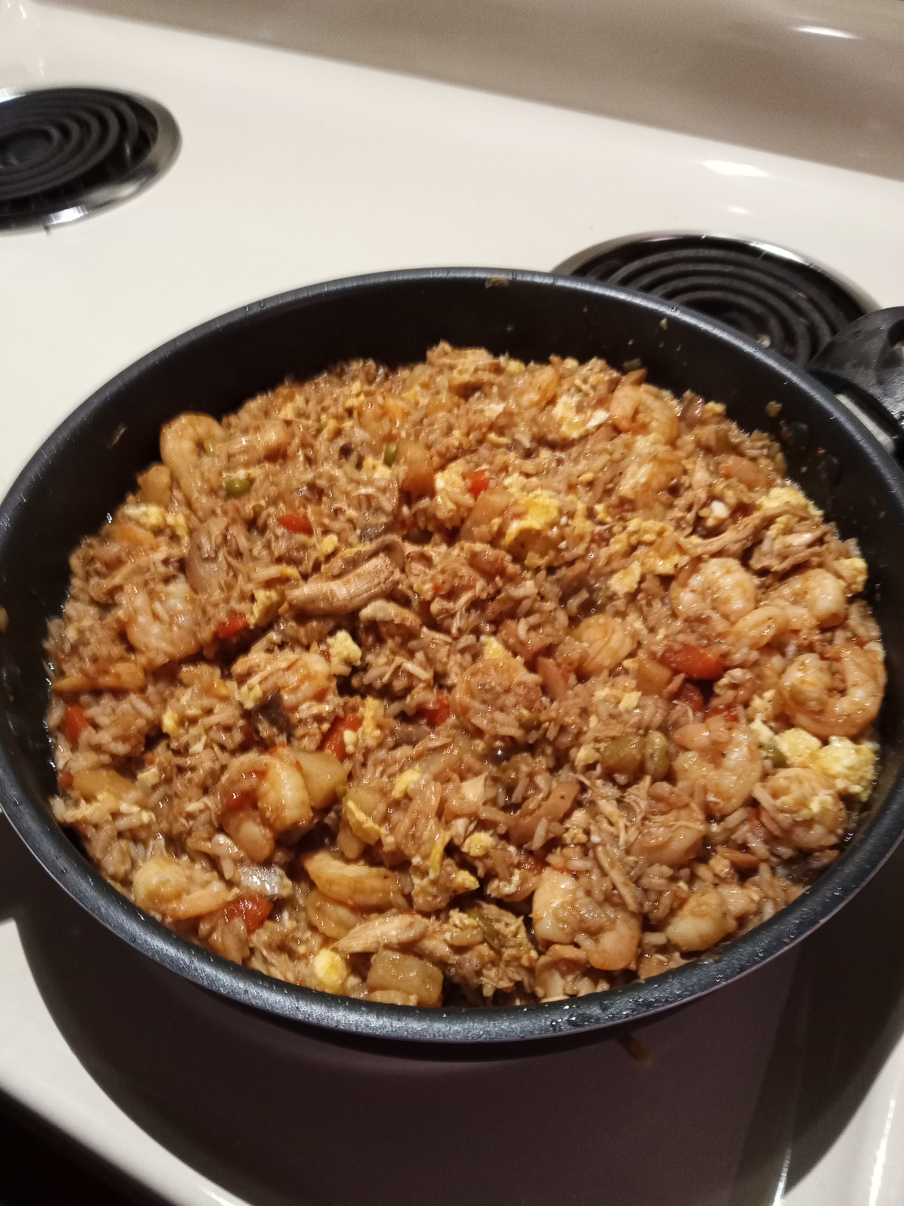 Quick Fried Rice Selisa Clay