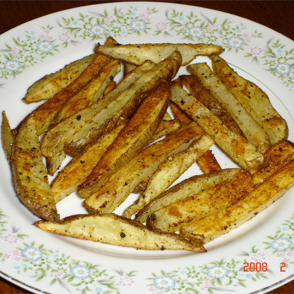 Simple Oven Fries MOLLE888