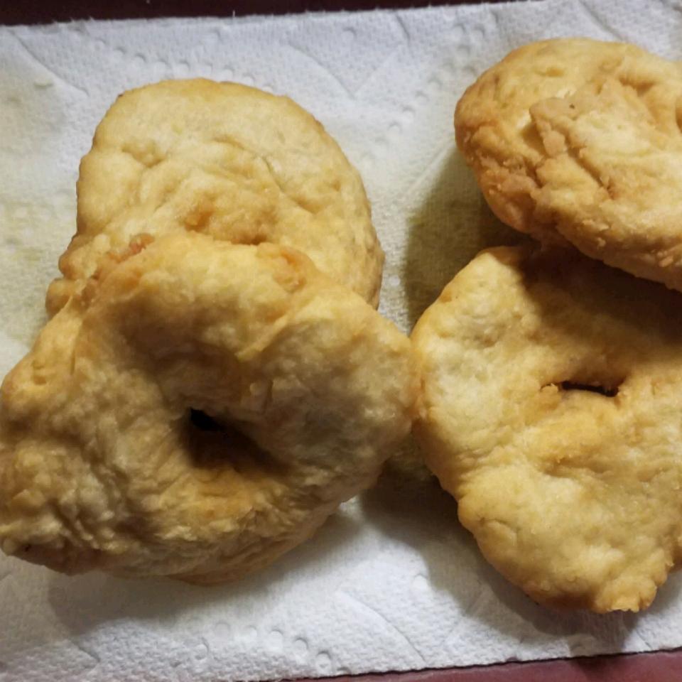 Indian Fry Bread (Navajo Tacos)