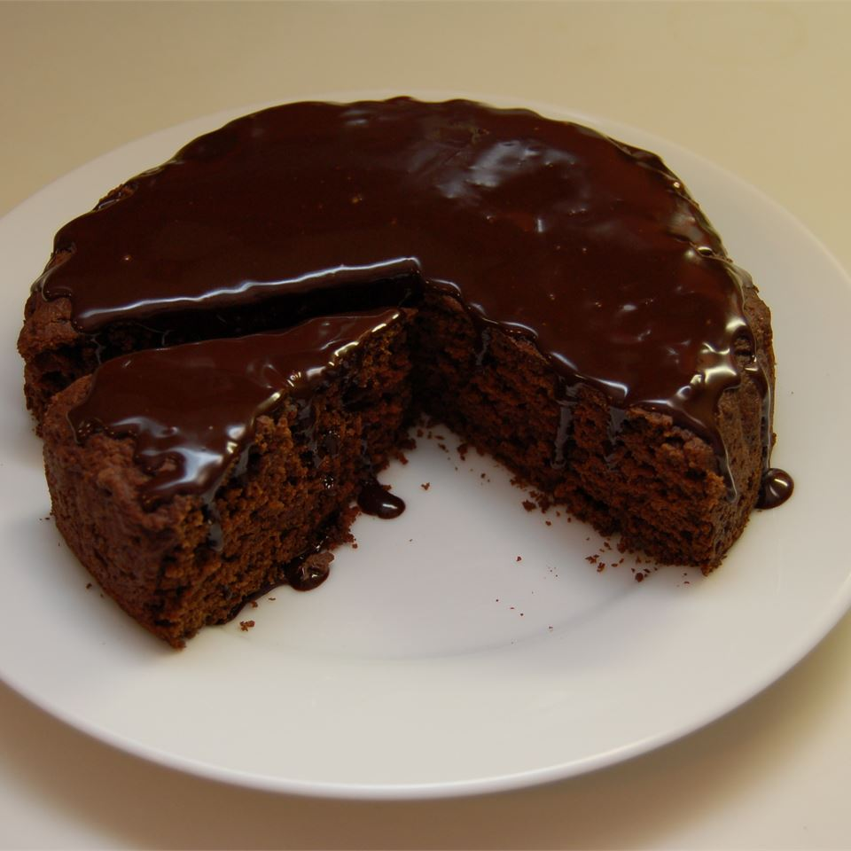Eggless Chocolate Cake II