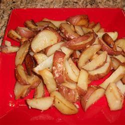 Garlic Red Potatoes victoriat9