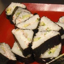 California Roll Sushi Stephanie Stock Mahoney