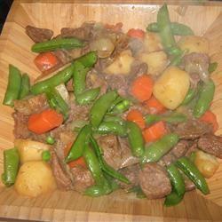 Nikujaga (Japanese-style meat and potatoes) clari8402