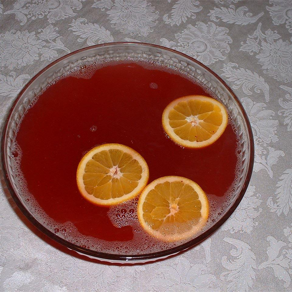 Hot Cranberry Tea Jessica Miller