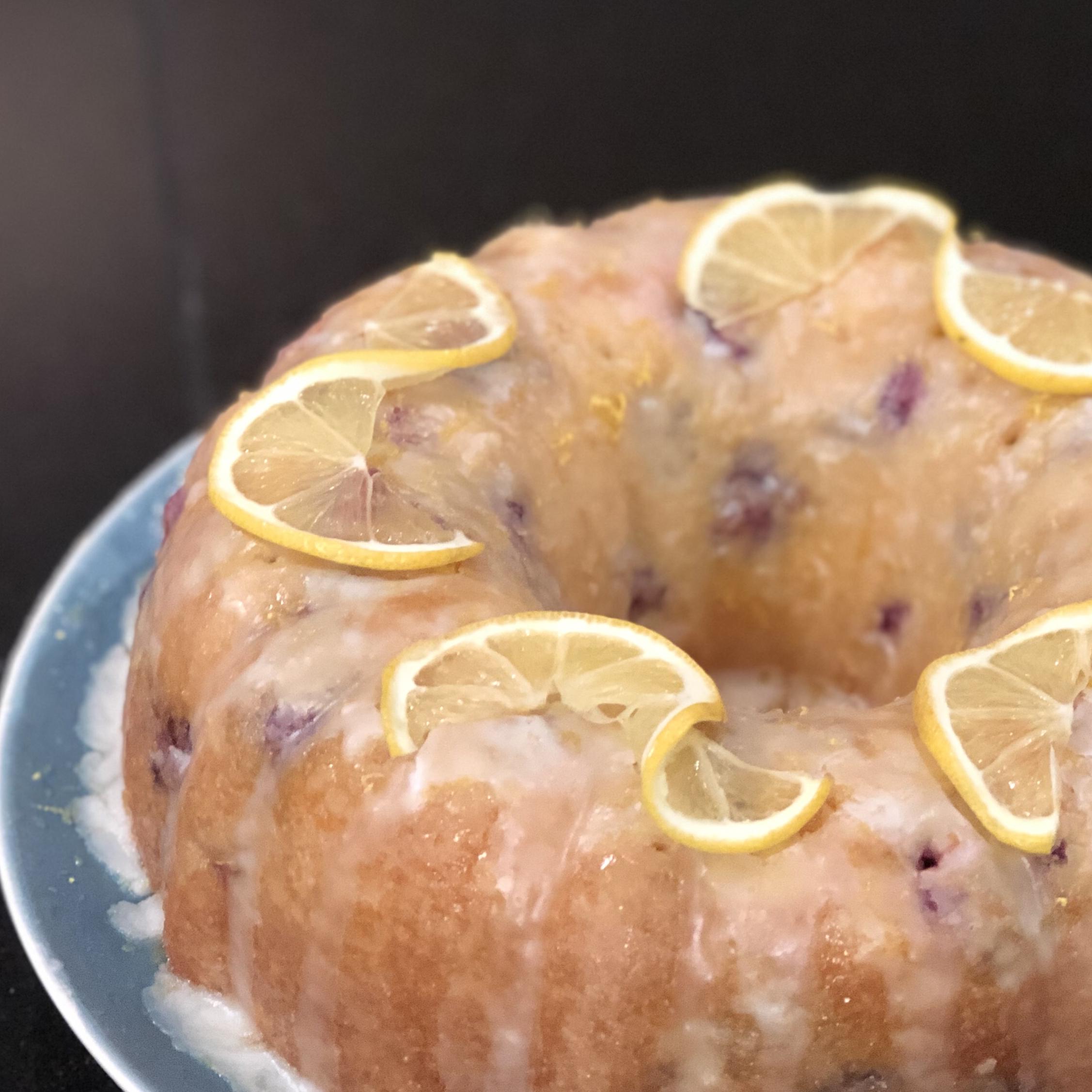Blueberry Lemon Bread Jessica Jones