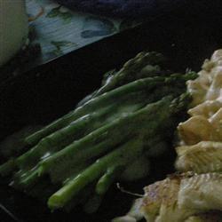Simply Steamed Asparagus smitty