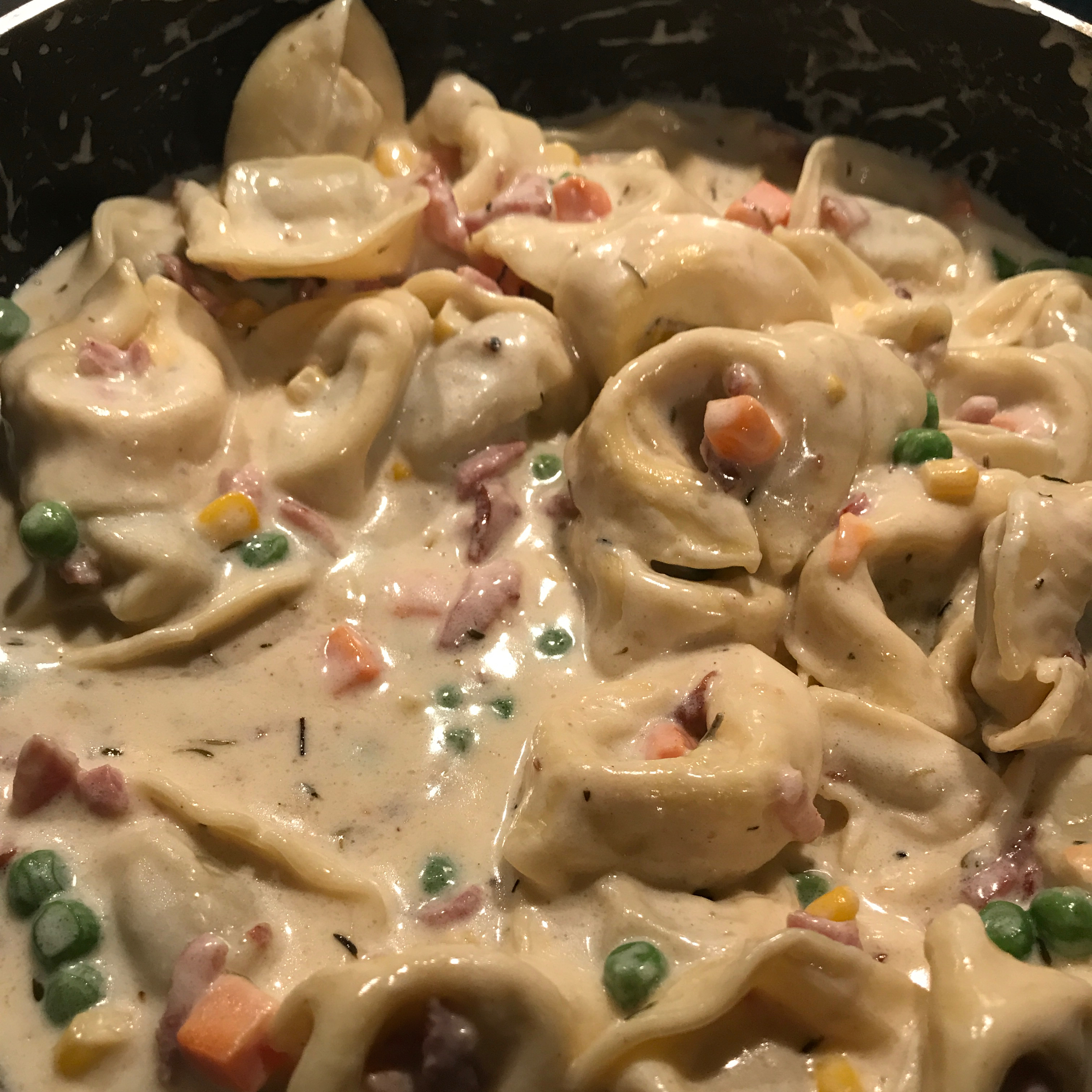 Sweet Sage Cream Sauce (without the Sage!) Zach Smith