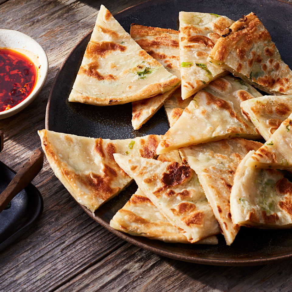 Scallion Pancakes Vivian Ku