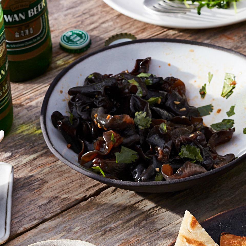 Wood Ear Mushroom Salad Trusted Brands
