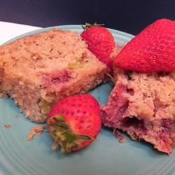 Strawberry Pineapple Bread