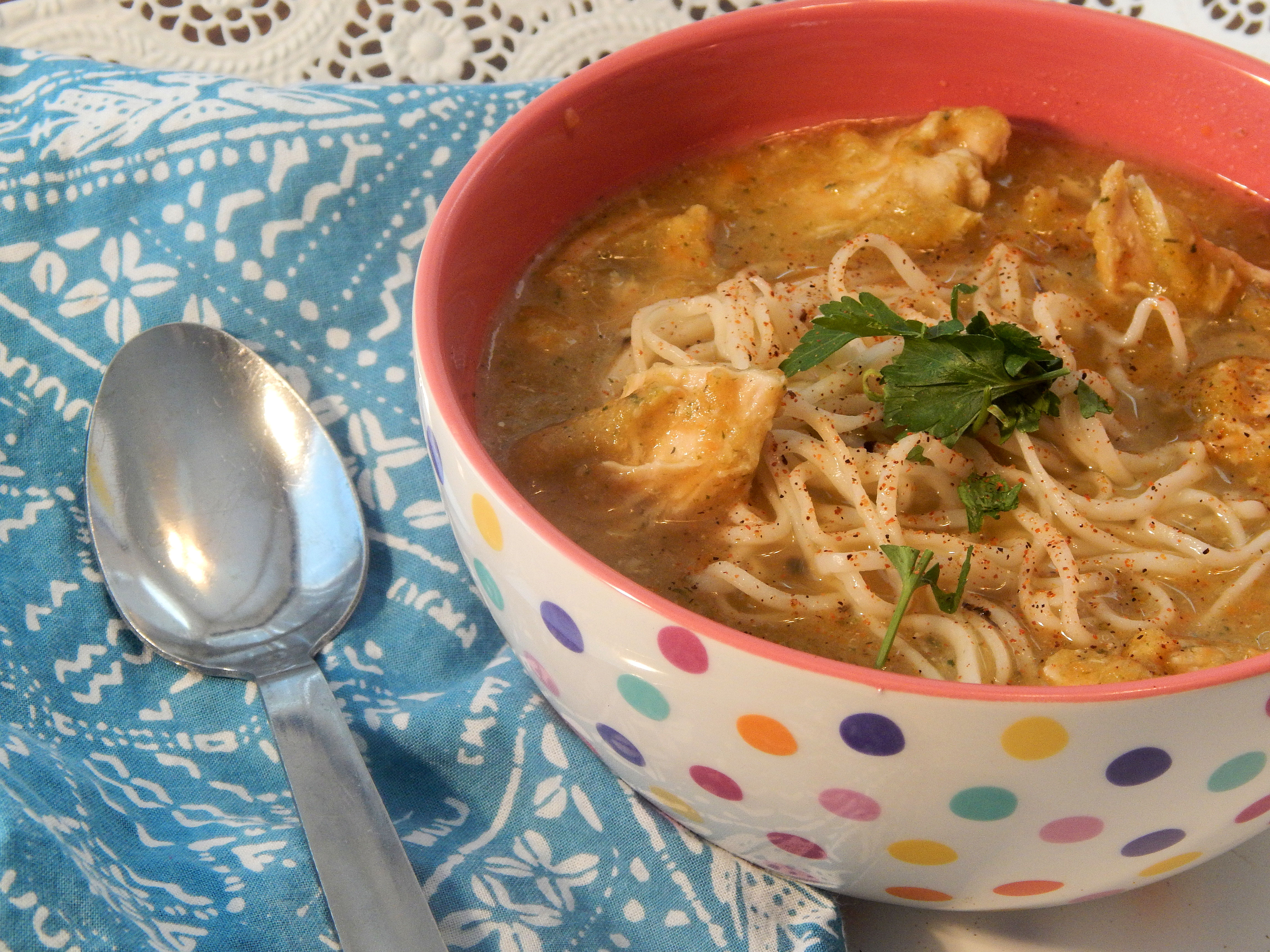 Chicken Soup I ANGCHICK