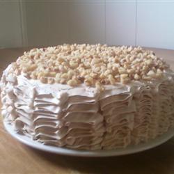 Burnt Sugar Cake II