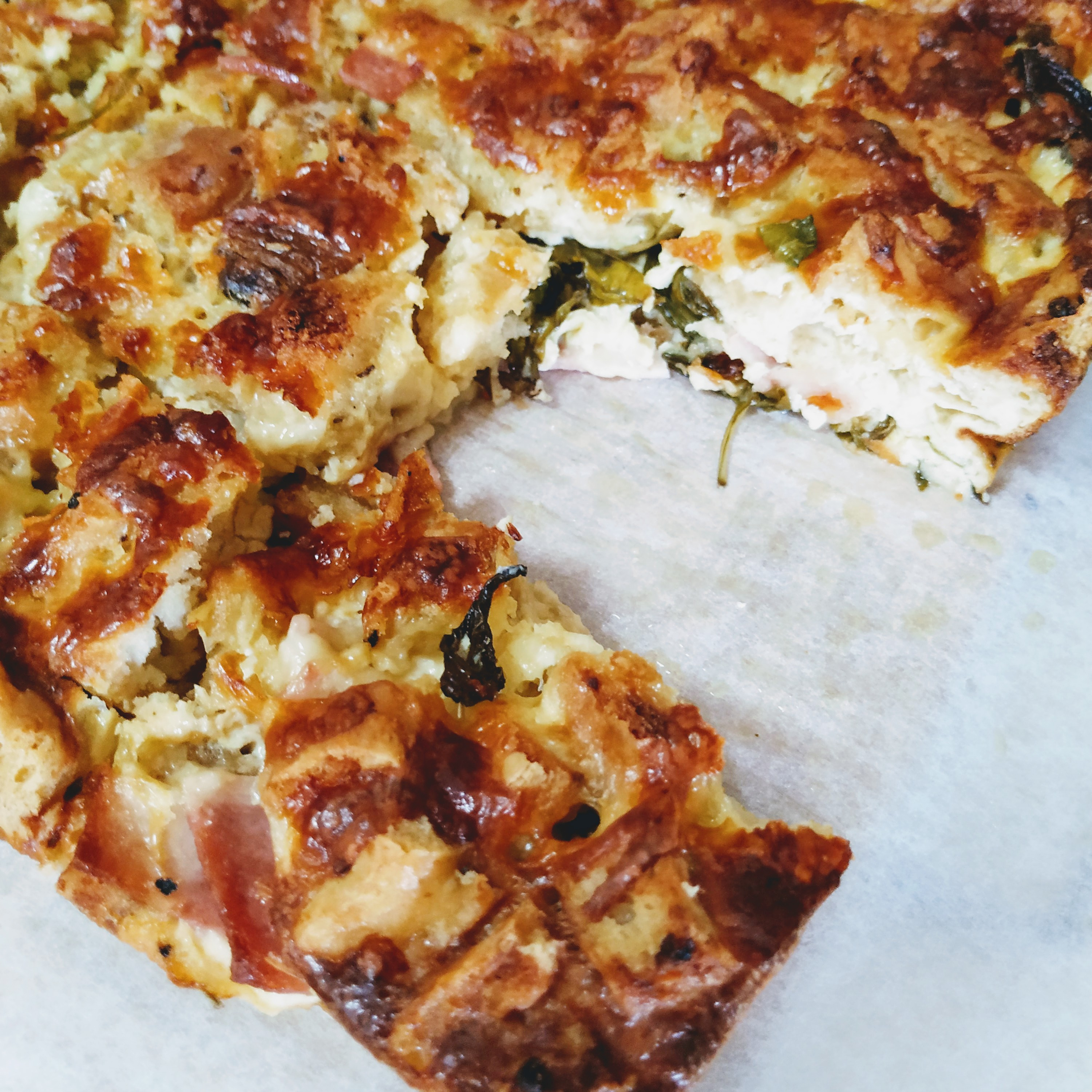 Savory Rosemary Bread Pudding Syd