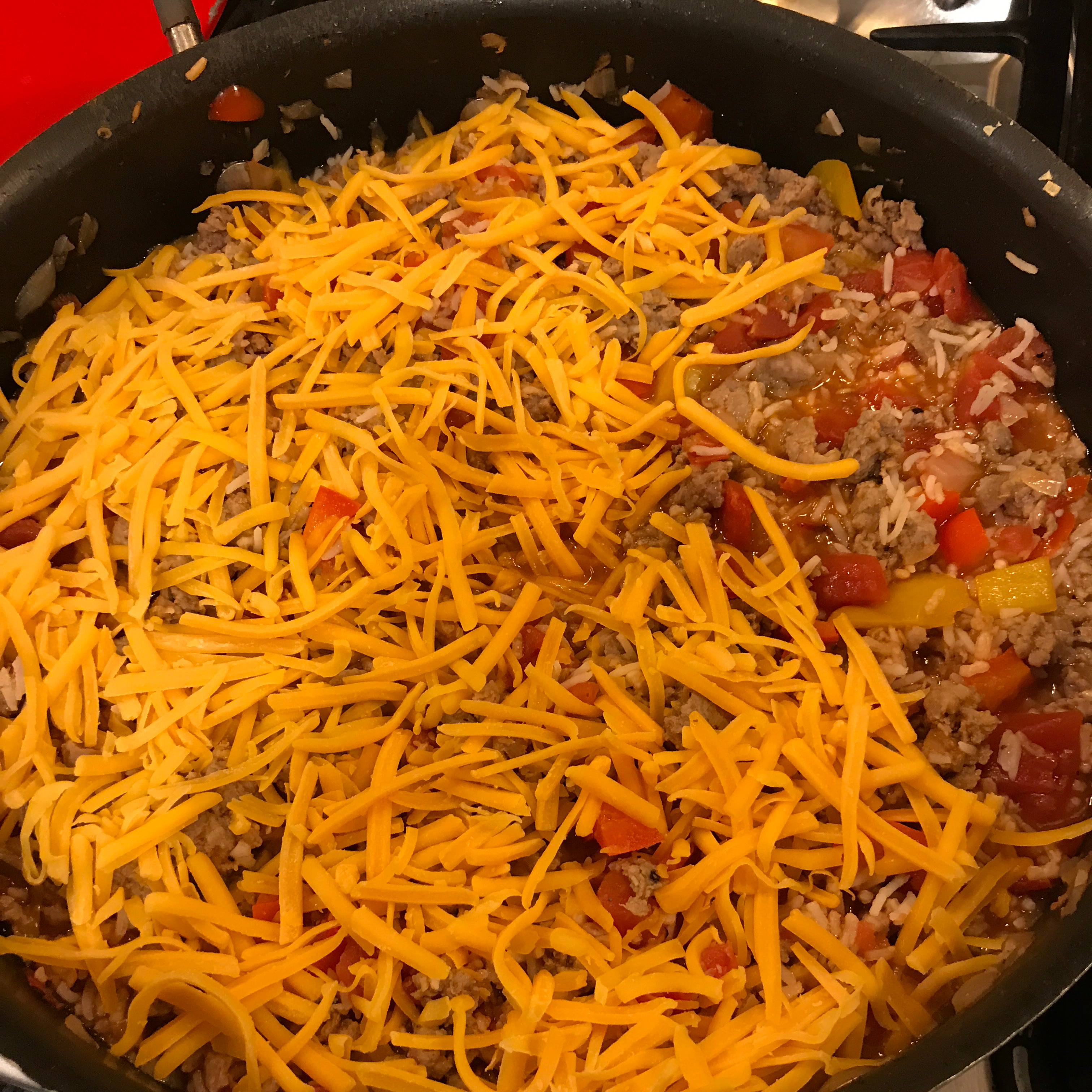 Quick Italian Skillet Dinner Susie Gute Wall