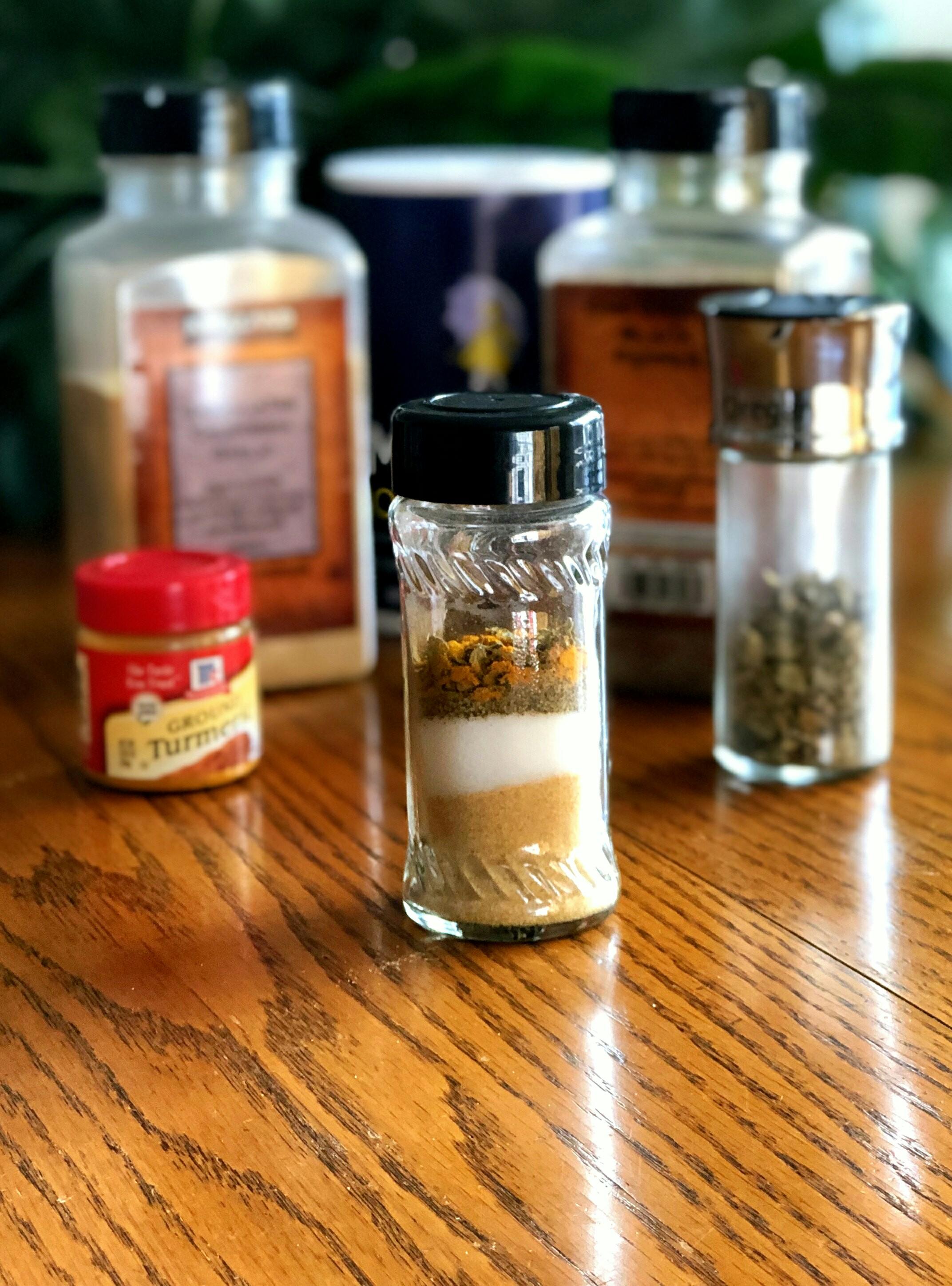 Homemade Adobo All-Purpose Seasoning Yoly
