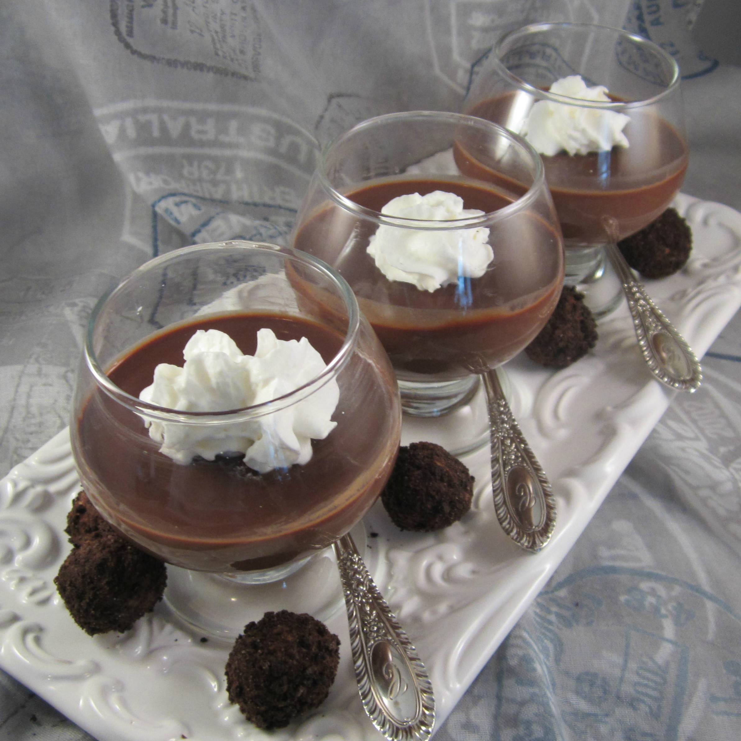 Creme Au Chocolat