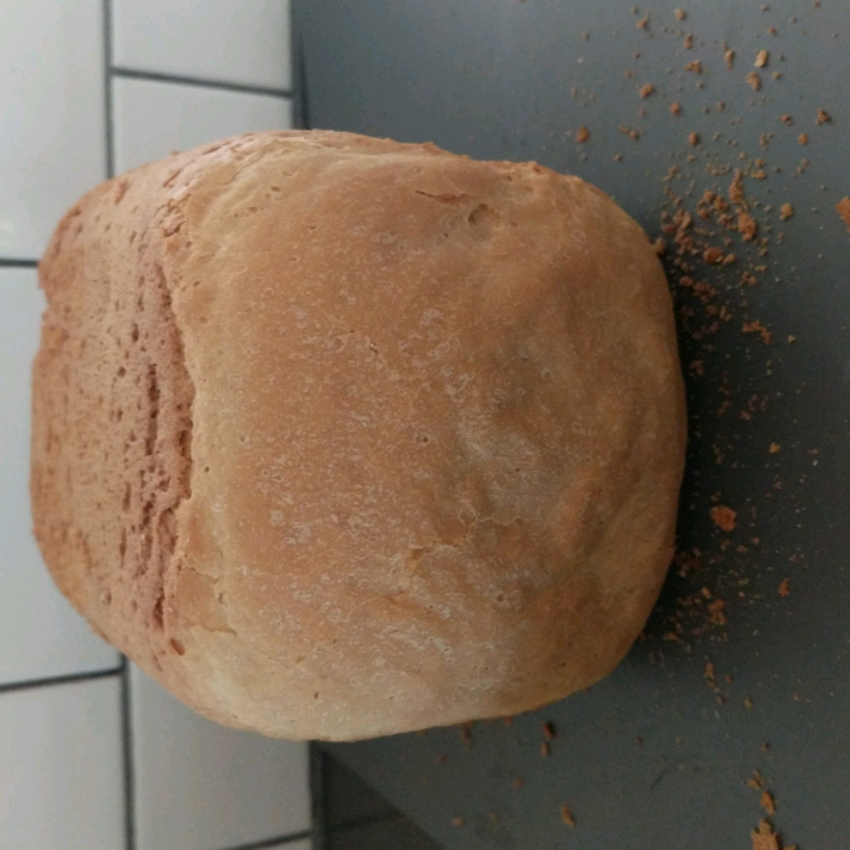 White Bread For The Bread Machine