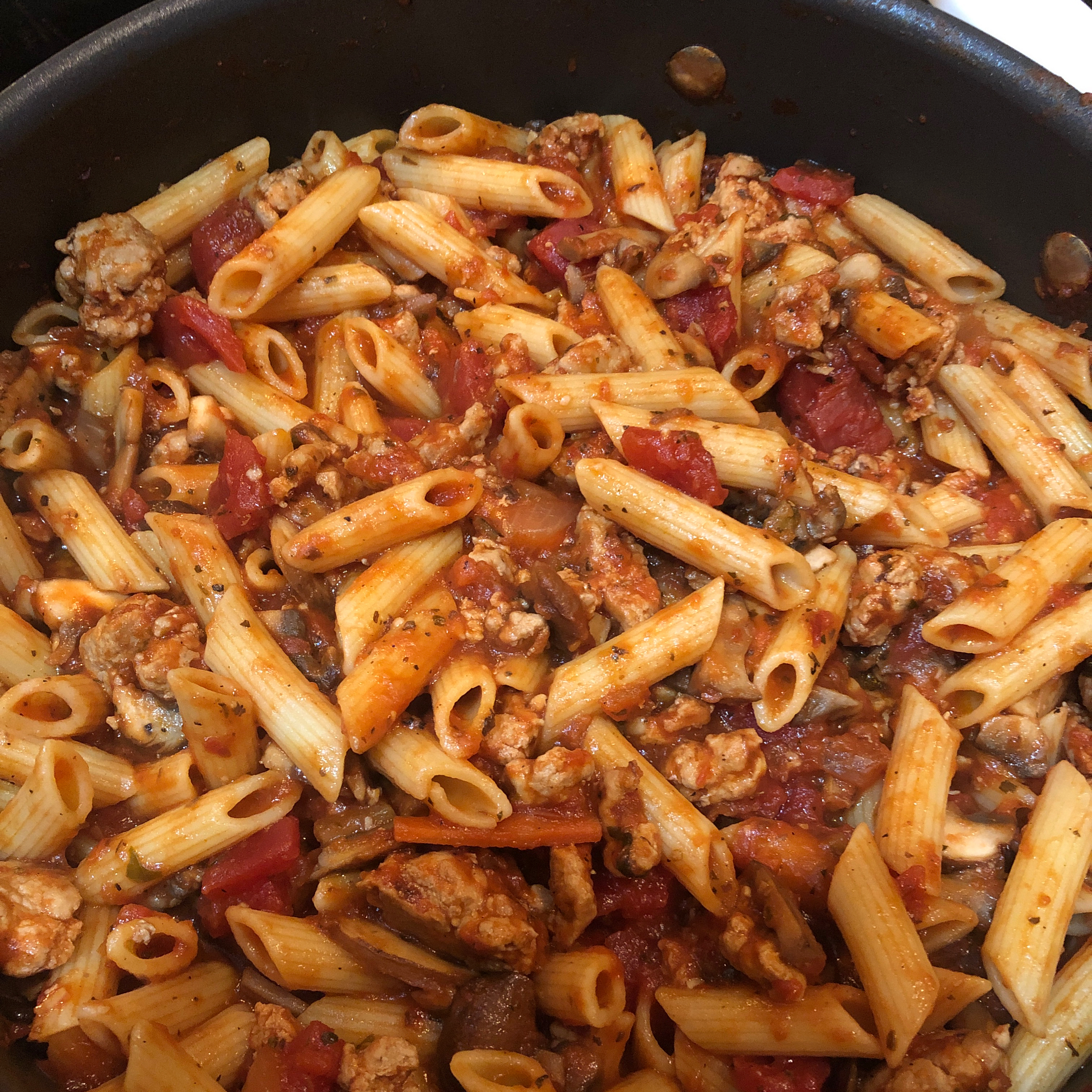 Turkey Goulash with Penne Marie Perry