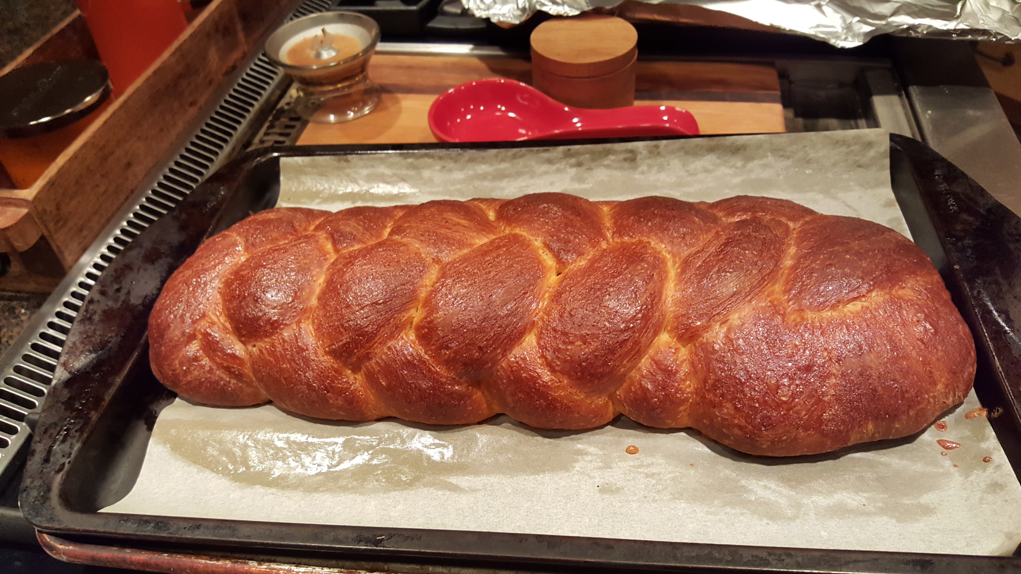 Most Amazing Challah Dianne Wallace