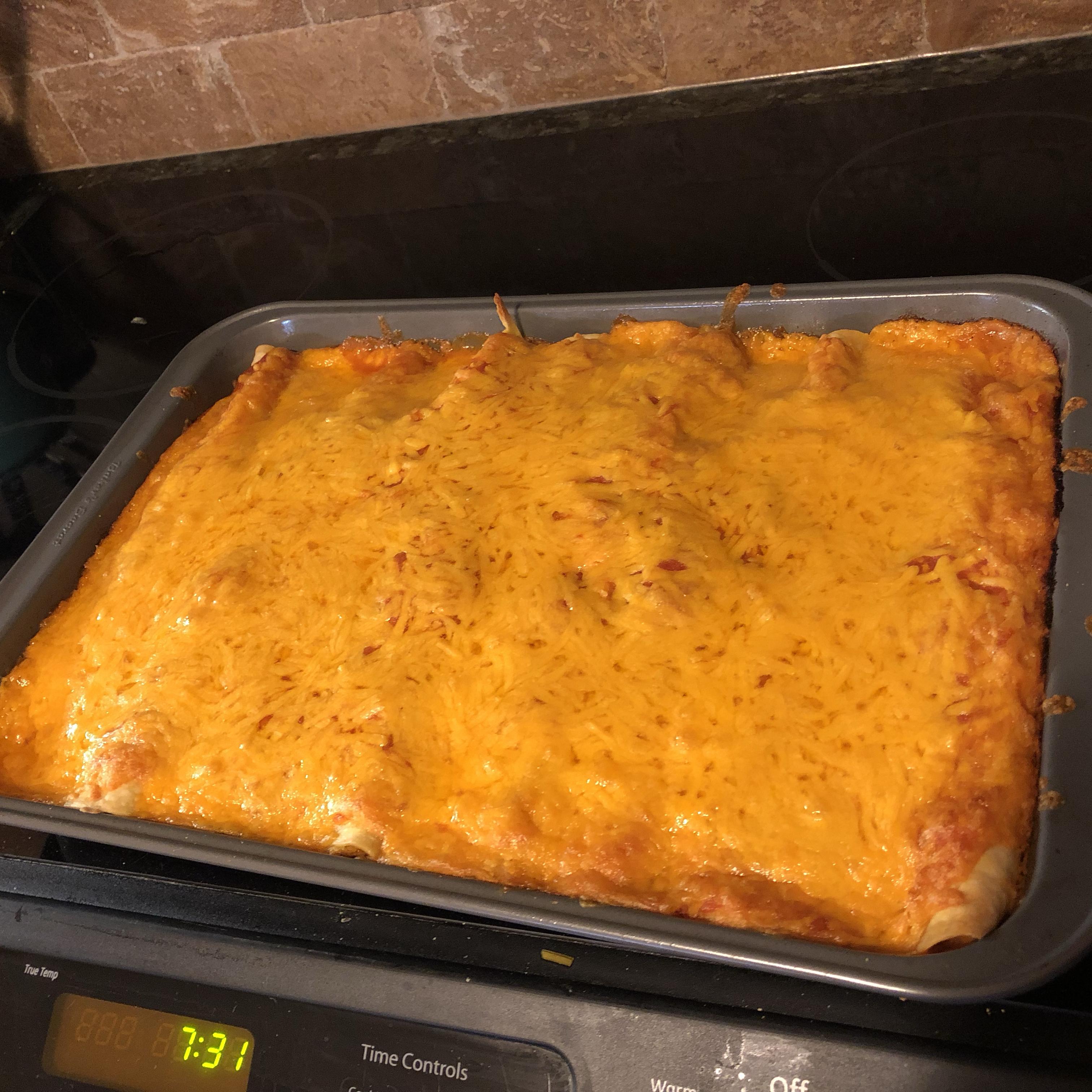 Black Bean and Sweet Potato Enchiladas jspice